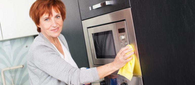 Hygienisch saubere Küche ohne viel Chemie