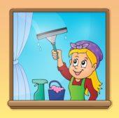 Mit den richtigen Tricks ist Fenster putzen gar nicht so schlimm