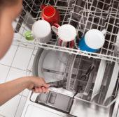 Weshalb man die die Geschirrspülmaschine putzen sollte