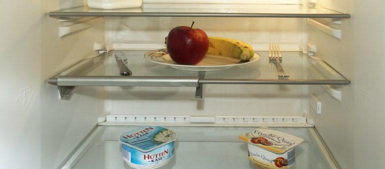 Die richtige Hygiene im Kühlschrank